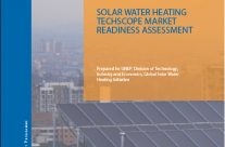 Solar Water Heating Techscope Market Readiness Assessment Report and Analysis Tool