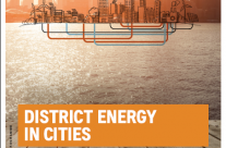 Distric Energy in Cities. Unlocking the potential of Energy Efficiency and Renewable Energy