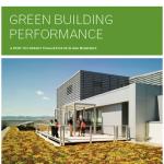 GSA Green Building Performance