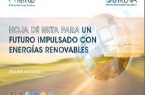 Una hoja de ruta para un futuro impulsado con energías renovables