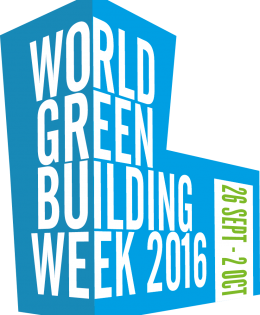 World Green Building Week 2016 – Semana Mundial de Edificios Verdes 2016